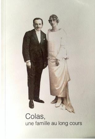 Biographie famille Colas